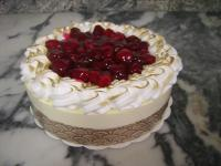 Mousse fromage blanc (schuss)