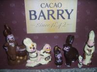 Moulages de Pâques 2012
