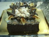 Mousse poire-chocolat