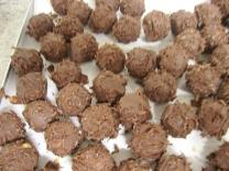 Fabrication du chocolat spéculoos